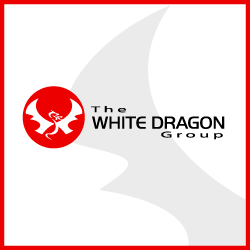 Logo Design The White Dragon Group
