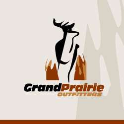 conception de logo Grand Prairie Outfitters