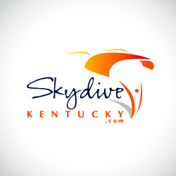 Logo Design Skydive Kentucky