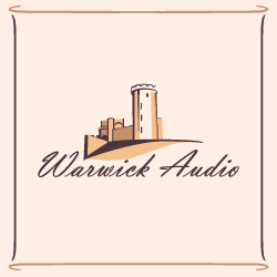 Logo Design Warwick Audio