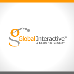 conception de logo Global Interactive