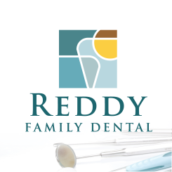 logo design Reddy Family Dental
