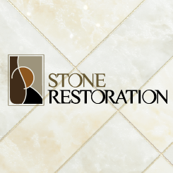 conception de logo Stone Restoration