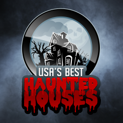 logo design USA's Best Haunted House