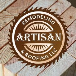 conception de logo Artisan Remodeling & Roofing
