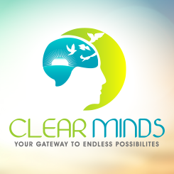 conception de logo Clear Minds