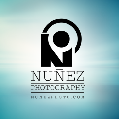 conception de logo Nunez Photography