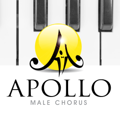 conception de logo Apollo Male Chorus