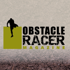 logo design Obstacle Racer Magazine