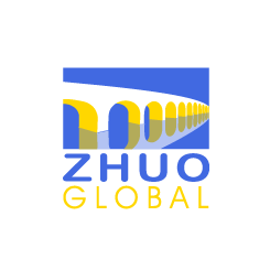 logo design ZHUO GLOBAL