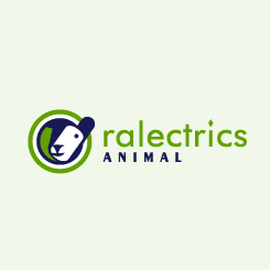logo design Oralectrics animal