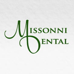 logo design Missonni Dental