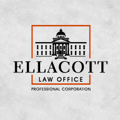 logo design Ellacott Law Office