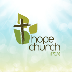 logo design Hope Church (PCA)