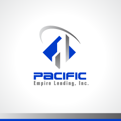 Logo Design Pacific Empire Lending, Inc.
