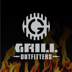 logo design Grill Outfitters