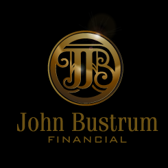 conception de logo John Bustrum Financial