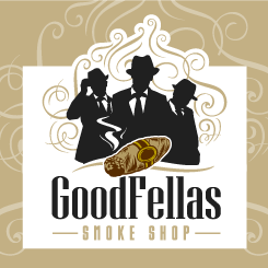 conception de logo GoodFellas