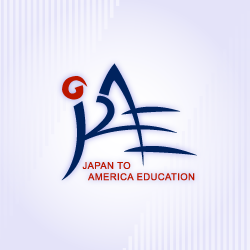 Logo Design Japan To America Education