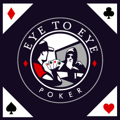 logo design Eye To Eye Poker