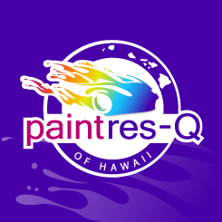 logo design paintres-q