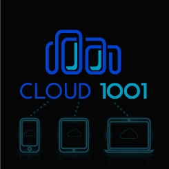 logo design Cloud 1001