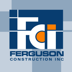 logo design Ferguson Construction