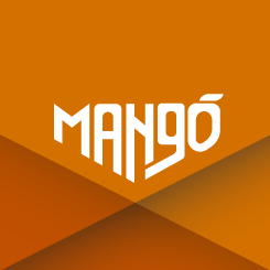 conception de logo Mango