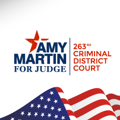 logo design Amy Martin for Judge