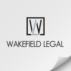 logo design Wakefield Legal