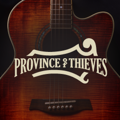 conception de logo Province Of Thieves