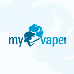 conception de logo MyVape