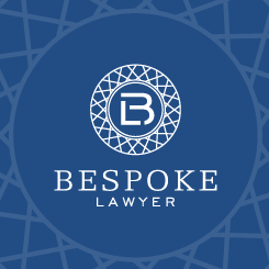 conception de logo Bespoke Lawyer