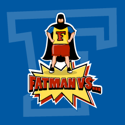 logo design Fatman vs