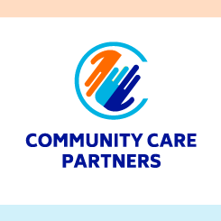 logo design Community Care Partners