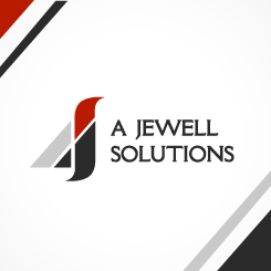 logo design A Jewell Solutions