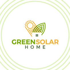 logo design Green Solar Home