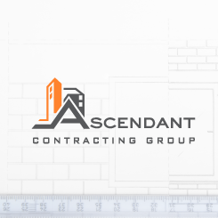 logo design Ascendant Contractors Solution