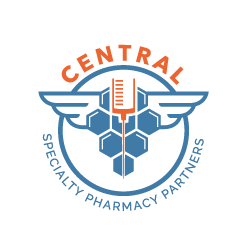 logo design Central Specialty Pharmacy
