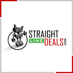 logo design StraightLineDeals