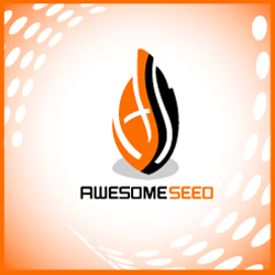Logo Design Awesome Seed