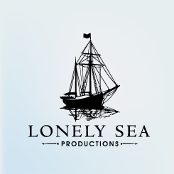 conception de logo Lonely Sea Productions