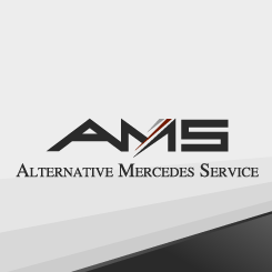 logo design AMS - Alternative Mercedes