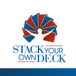 conception de logo Stack Your Own Deck