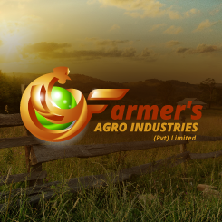 conception de logo Farmer's Agro Industries