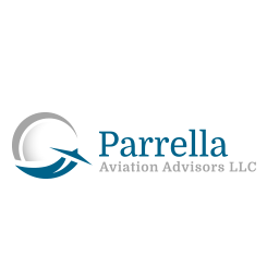 logo design Parrella Aviation Advisors