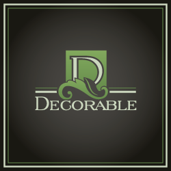 conception de logo Decorable