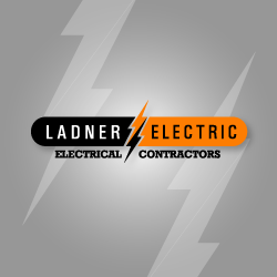 Logo Design Ladner Electric