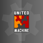 Logo Design United Machine