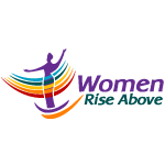 Women Rise Above Logo